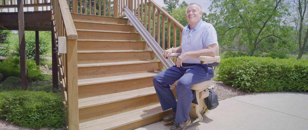 stair lift bruno elite outdoor straight   web